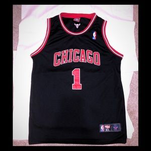 Hoops Original embroidered Rose Jersey!